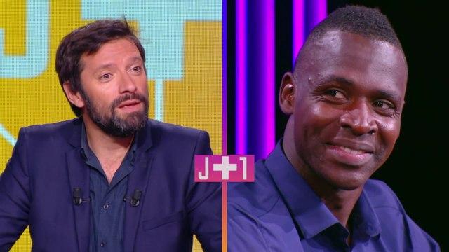 Julien Cazarre avec Cheick Diabaté