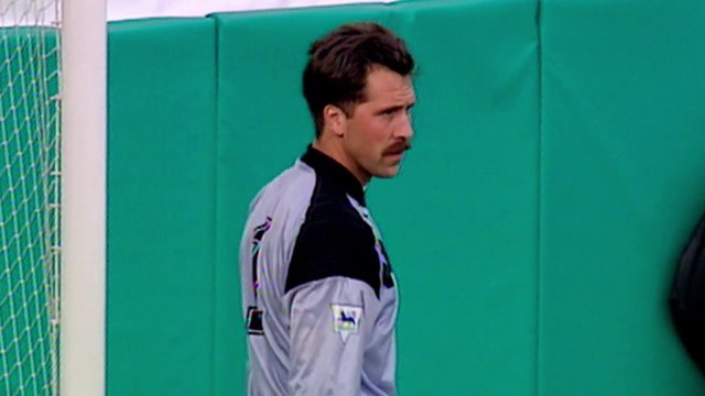 Les légendes de Premier League : David Seaman