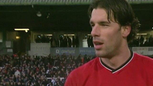 Les légendes de Premier League : Ruud Van Nistelrooy