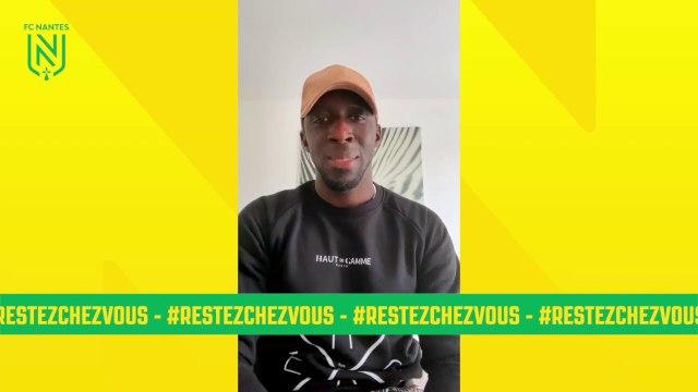 Le message d'Issa Cissokho aux supporters