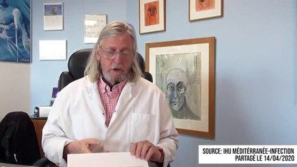 Pr Dédier Raoult : « l'épidémie du covid-19 disparaîtra avec l'arrivée du printemps »
