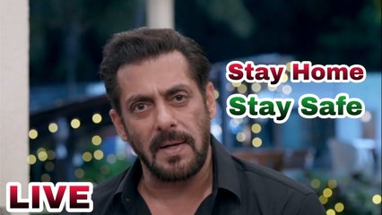 Salman asks fans to take COVID-19 threat seriously, says lockdown is not a public holiday