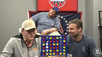 Big T Rage Quitting Over Connect Four Is Certainly A Sight To See