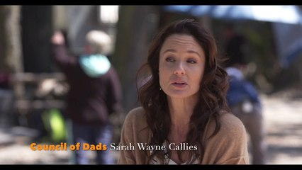 Council of Dads Sarah Wayne Callies