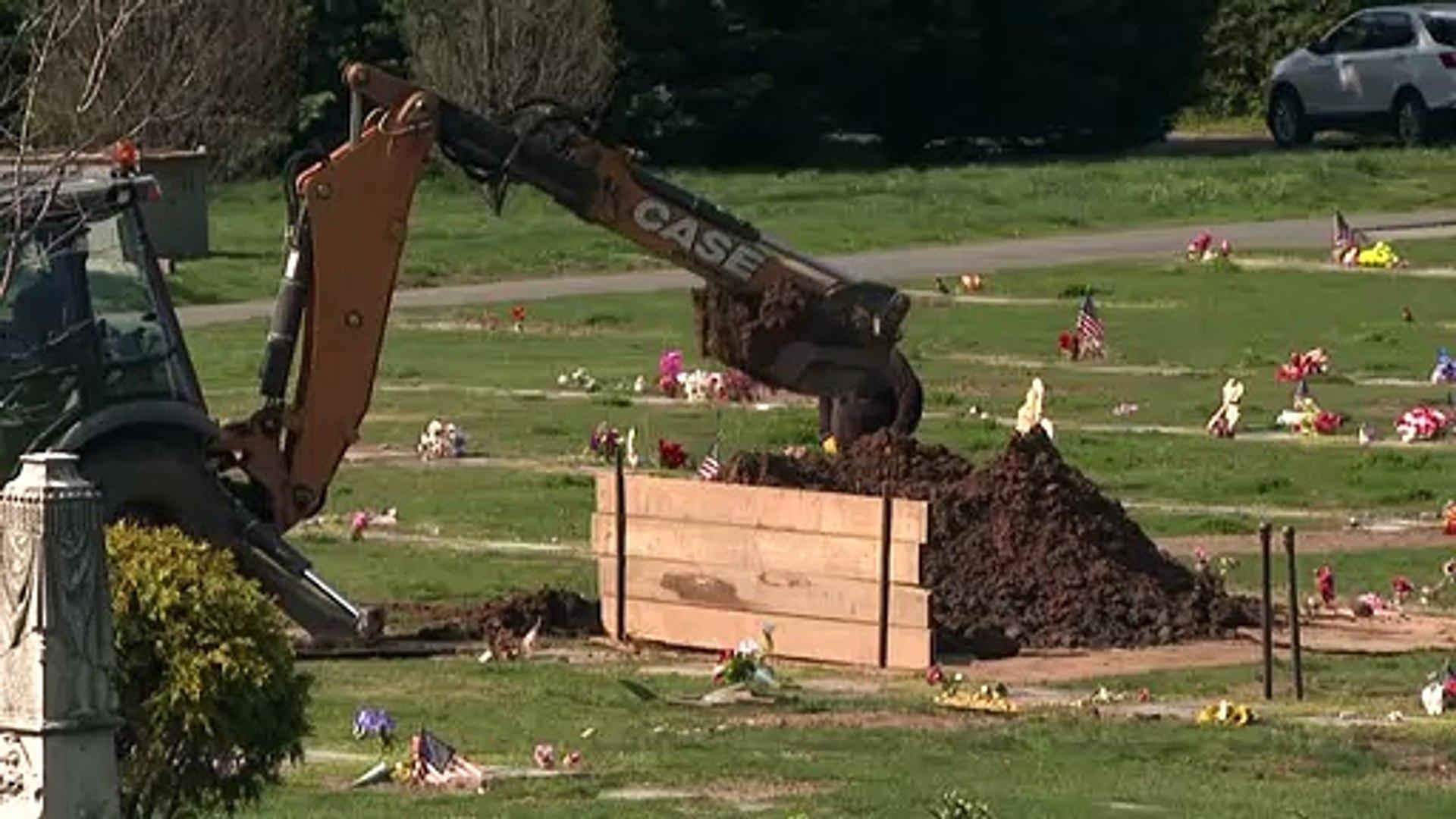 مقابر نيويورك غير قادرة على استقبال مزيد من الموتى جراء كوفيد-19