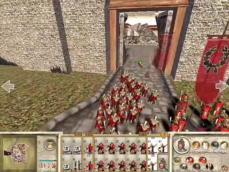 Rome Total War Julii Strategy