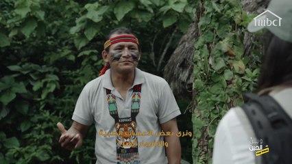 رحلة لا تُنسى إلى أدغال الأمازون