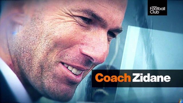 """Coach Zidane"" : le reportage inside avec la Castilla de Zizou (2015)"
