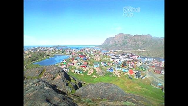 """Reportage d'archive : """"Groenland, le championnat sauvé des glaces"""""""