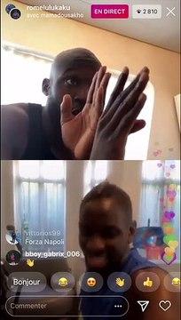 Lukaku raconte comment des fans du PSG l'ont embrouillé après PSG-MU