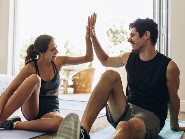 Sport in der Beziehung: Warum man gemeinsam trainieren sollte