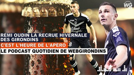 Quel rôle pour Rémi Oudin avec les Girondins ?
