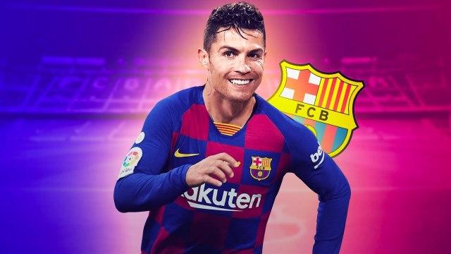 Le jour où Cristiano Ronaldo a failli signer au FC Barcelone