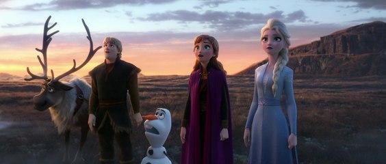 La Reine des Neiges 2 - Vidéo à la Deamde