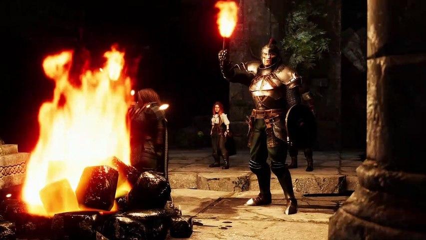 SOLASTA - Announcement Gameplay Trailer