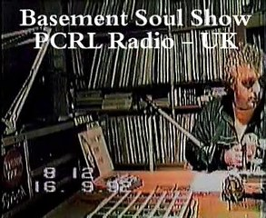 Bill Randle on Basement Soul Show 1992