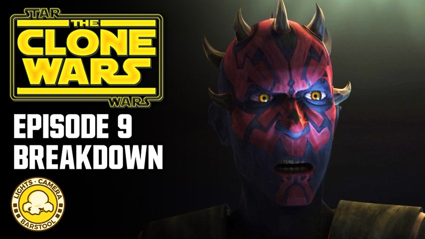 Star Wars: The Clone Wars (Episode 9 Breakdown): What The Hell Is Happening?