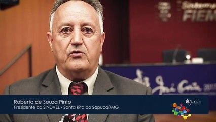 Premio Jose Costa 2017 - Roberto Souza Pinto - SINDVEL