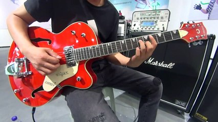 Video Test  B85995  The Top Guitars Review