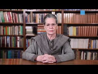 Congress committed to defend the fundamentals of Constitution: Sonia Gandhi