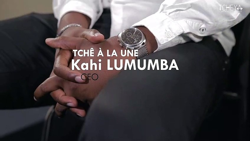 Tchê à la une : Kahi Lumumba