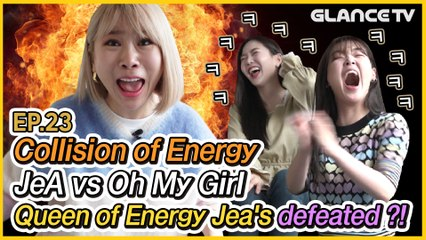 Wrong Oh My Girl?! Collision of Energy JeA vs Oh My GirlSeunghee, why are you crying? T.TㅣJeA Lalala EP.23ㅣ