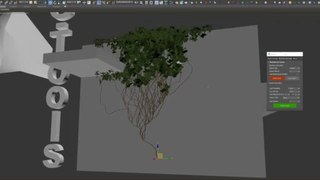 Download New Ivy Generator for 3ds Max 2018-2020 | Setup and Start Growing Ivy