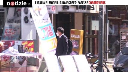 Coronavirus, Italia verso la fase 2: giusto seguire il modello Corea?   Notizie.it