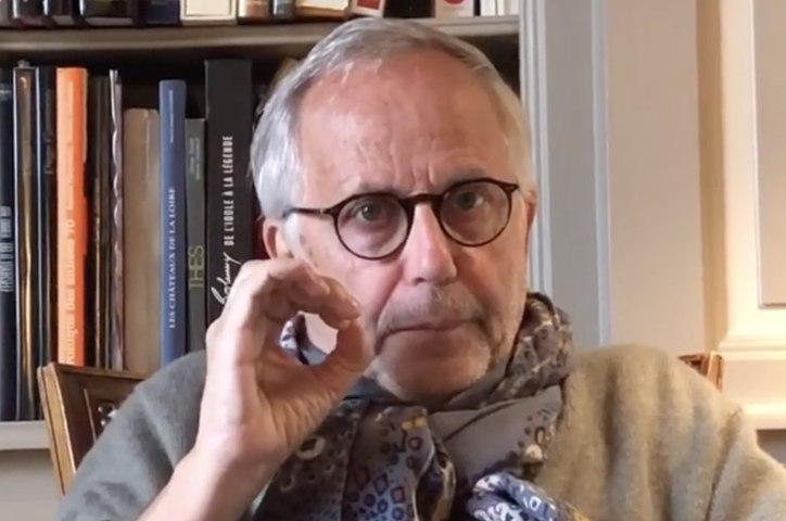 Quand Fabrice Luchini récite une fable très connue en verlan