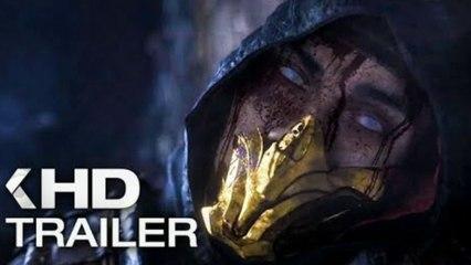 Mortal Kombat Official First look Teaser Trailer HD 2021