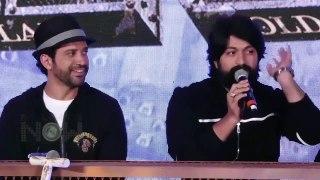 Rocking Star Yash, Prabhas, Rajinikanth TRYING To Speak In HINDI Back To Back FUNNY Videos