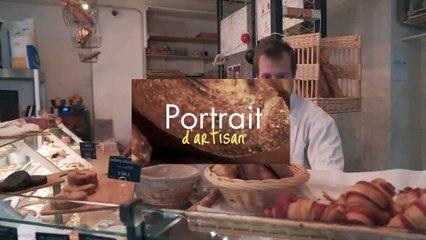 Portrait d'artisan: Thomas Paris, boulanger