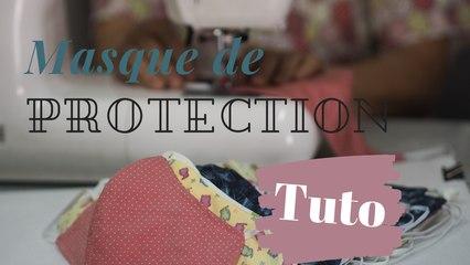 2 méthodes pour faire vos propres masques de protection