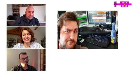 Tech'N Prod #4 - Et comment ça marche à Radio Lac et Nostalgie Belgique