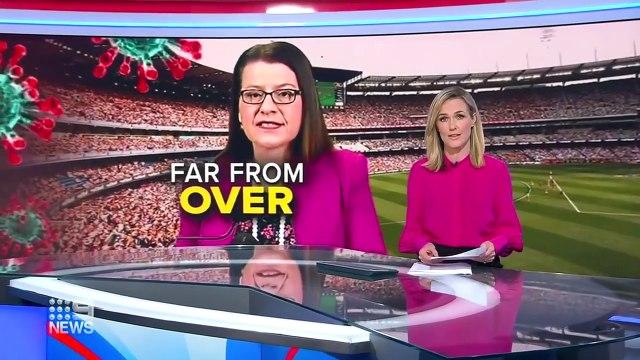 Coronavirus - Returning overseas travellers lead to sharp rise _ Nine News Australia