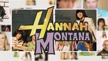 164.Hannah Montana Cast _ Then & Now _ Miley Cyrus, Jason Earles,  Emily Osment,  Mitchell Musso
