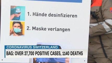 Coronavirus latest: The Swiss fertility bracelet that could help detect COVID-19 | The Show