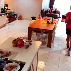 Tired of the couch? Then try this 5km run-at-home challenge amidst Malaysian Covid-19 shutdown