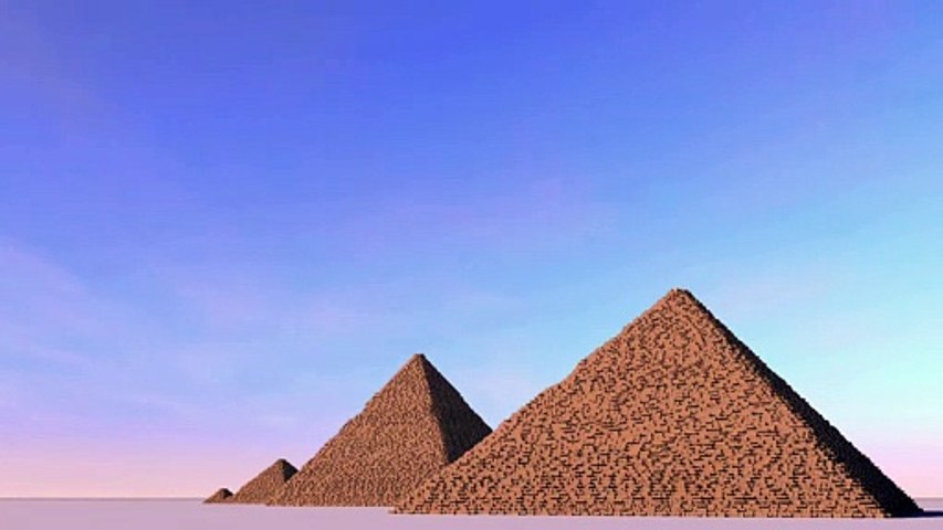 L'Egypte et ses pyramides