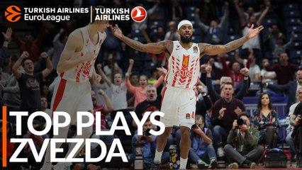 Top Plays: Crvena Zvezda mts Belgrade