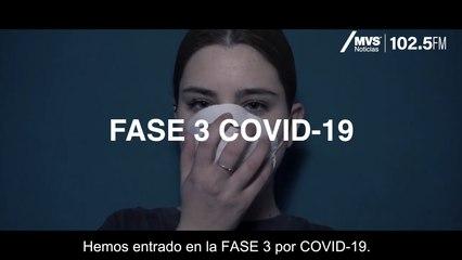 Fase 3 en México