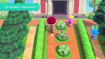 Animal Crossing New Horizons : présentation des futures mises à jour gratuites