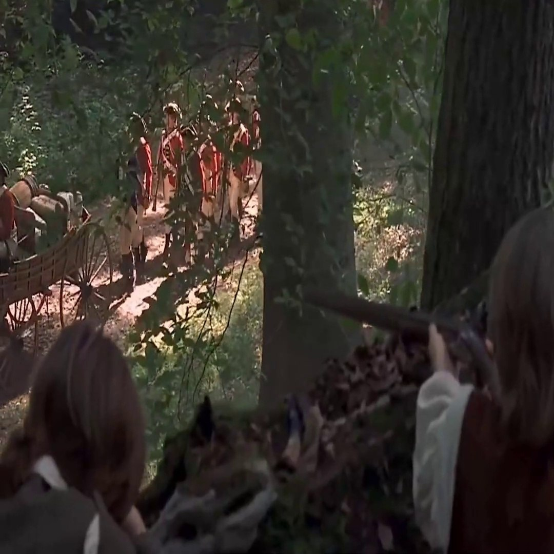 Best hollywood movie scene| Patriot movie 2000| kid snipers