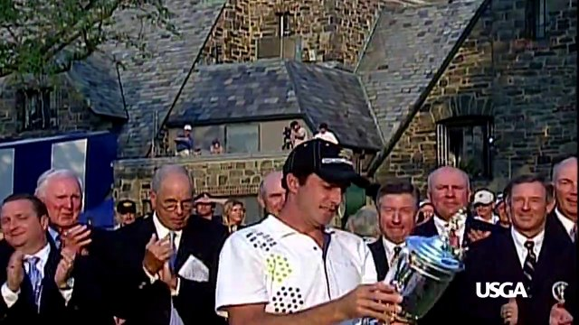 U.S. Open Rewind- 2006: Ogilvy Outlasts Phil at Winged Foot (Golf)