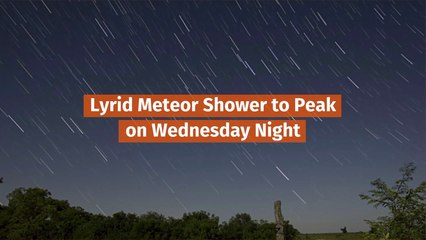 The Latest Meteor Shower
