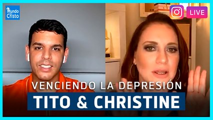 Christine D'Clario y Tito El Bambino hablan de cómo superarse
