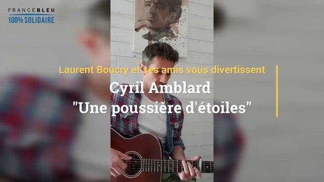"Cyril Amblard ""Une poussière d'étoiles"""