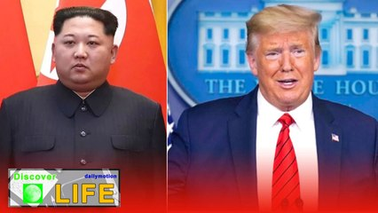 Donald Trump wishes Kim Jong-un well and announces immigration halt will last 60 days