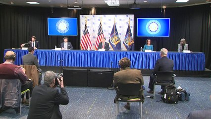 New York Gov. Cuomo holds briefing on coronavirus