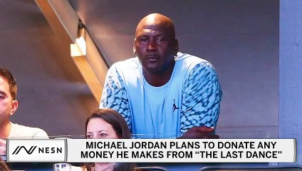 """Michael Jordan Plans To Donate Money Made From """"The Last Dance"""""""